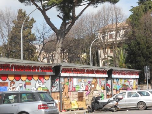 mercato di san saba