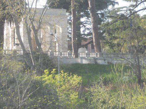 Ossario garibaldino, Gianicolo, Roma