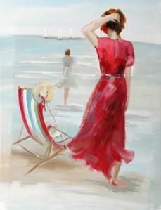 vestita-di-rosso
